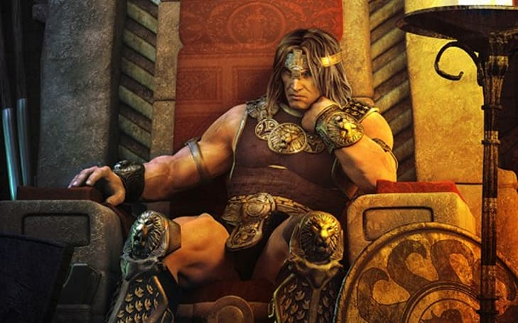 Age of Conan dev update details free content, spiffy server tech