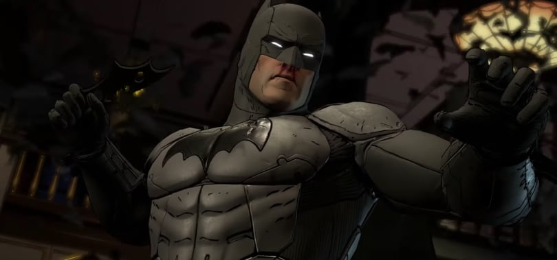 The first season of Telltale's 'Batman' wraps next week