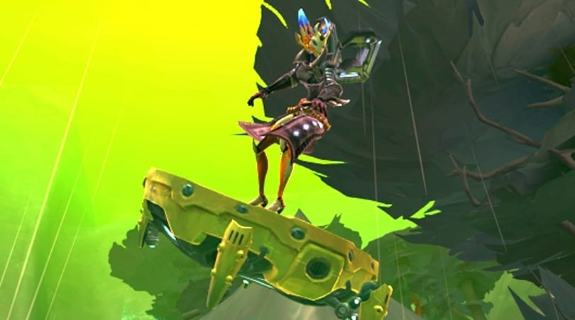 WildStar's Stephan Frost on using the subscription model