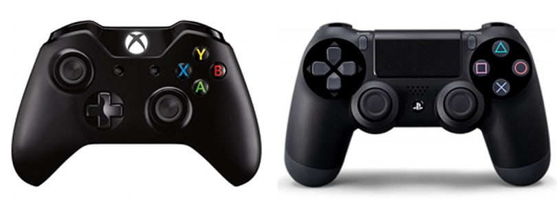 Newegg offering gift card with Xbox One controller, DualShock 4 purchase