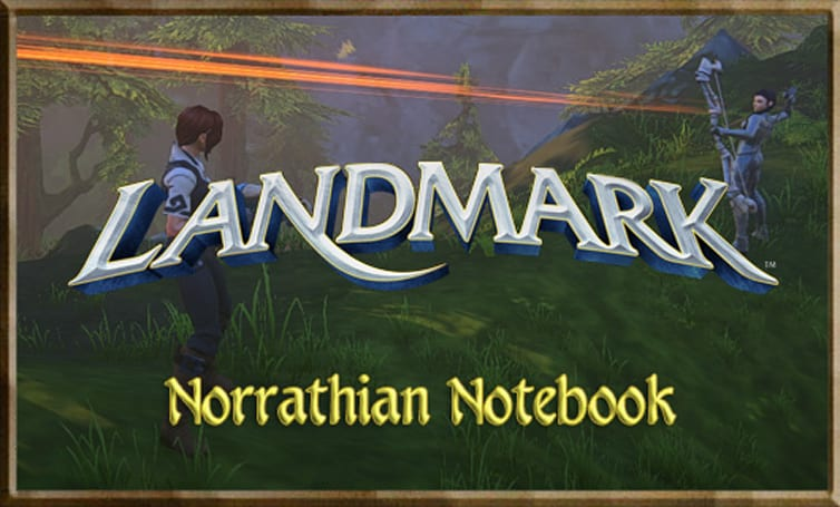 Norrathian Notebook: I tasted Landmark's combat and I like it!