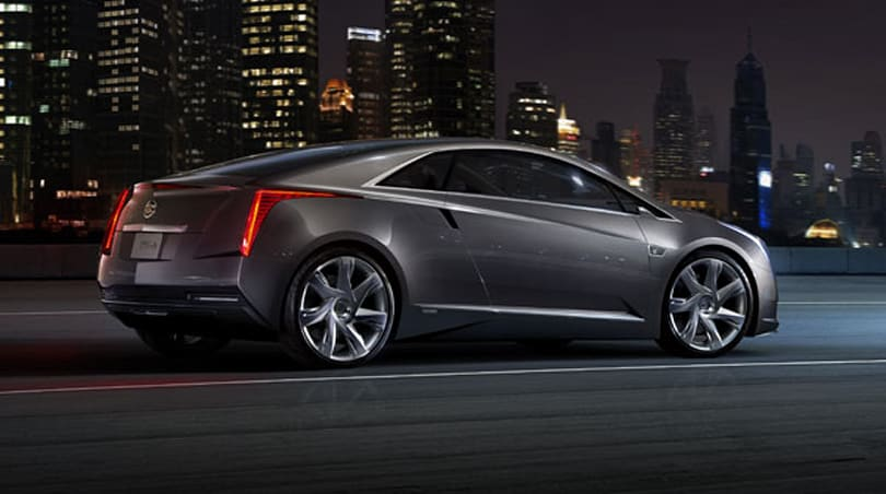 Cadillac Converj hits production as ELR, escapes concept purgatory
