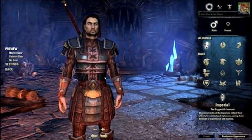 Video: The Elder Scrolls Online Imperial Edition goodies