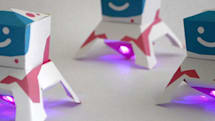 Sparkle Labs' Papertronics are the gift you'll never admit to wanting