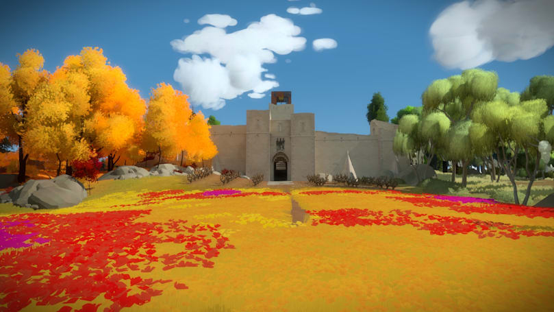 Explore indie puzzler 'The Witness' on Xbox One in September