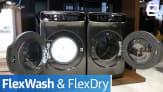 Samsung FlexWash & FlexDry: Hands-on