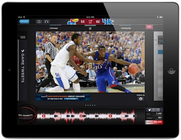 March Madness Live apps are free this year, stream all the games -- if you have cable