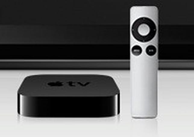 Apple TV under the hood: first look