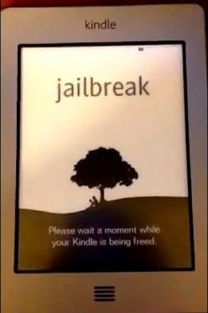 Yifan Lu jailbreaks Kindle Touch, uses a special MP3 file to do so (video)