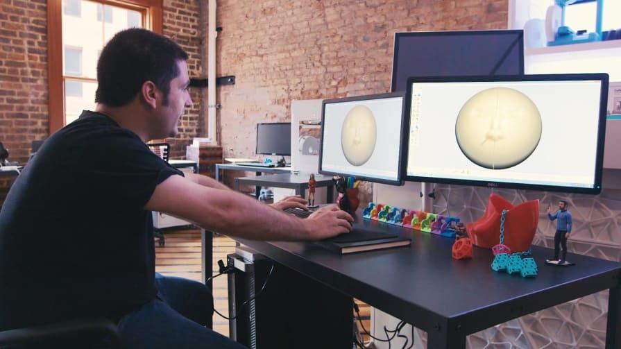 3D Systems Cubify Sculpt