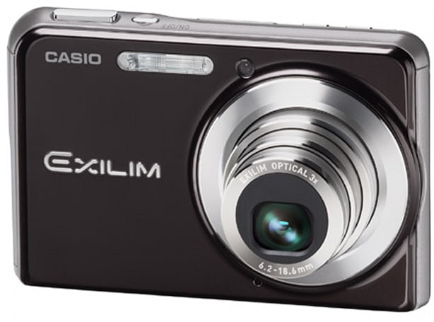 Casio Exilim EX-S880, EX-Z77 boast YouTube capture mode