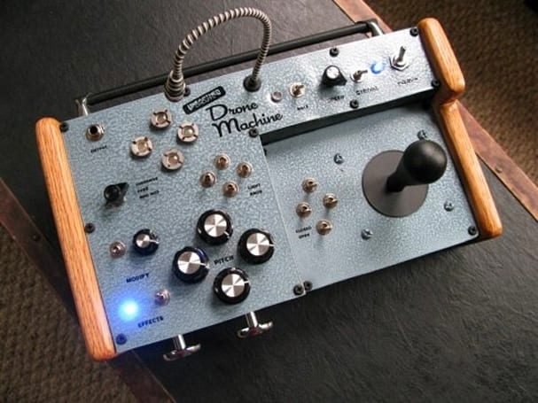 Unearthed Circuits' Drone Machine could replace your Dalek band