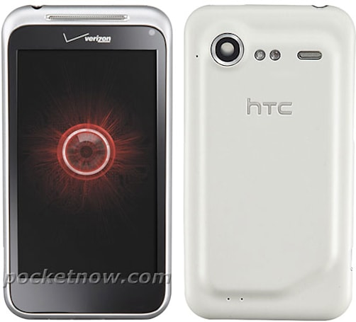 HTC Droid Incredible 2 lightens up with new silver wardrobe