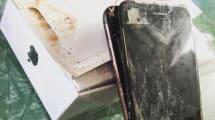 iPhone 7 angeblich in der Verpackung explodiert