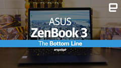 The bottom line: Our quick verdict on the ASUS ZenBook 3