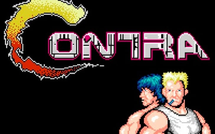 'Contra Run and Gun' trademarked in US