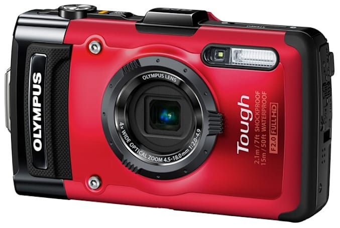 Olympus intros upgraded Stylus Tough TG-2, TG-830 and TG-630 rugged cameras