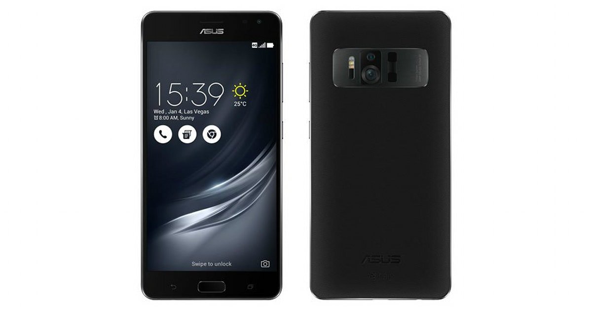 ASUS' ZenFone AR is ready for Google Tango and Daydream