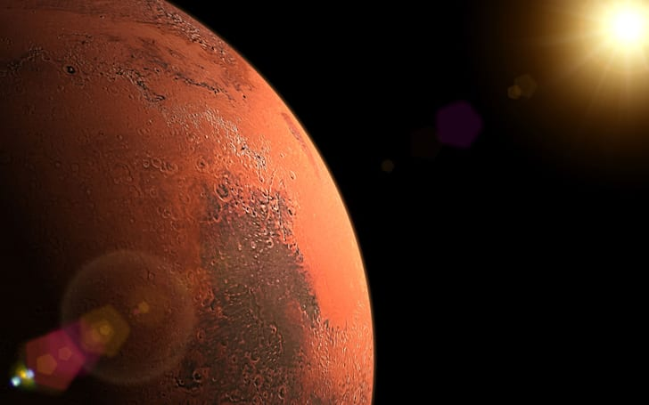 NASA really isn't sure why ancient Mars was wet