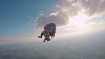Megaschaukel: 125 Meter lang in 1.800 Meter Höhe