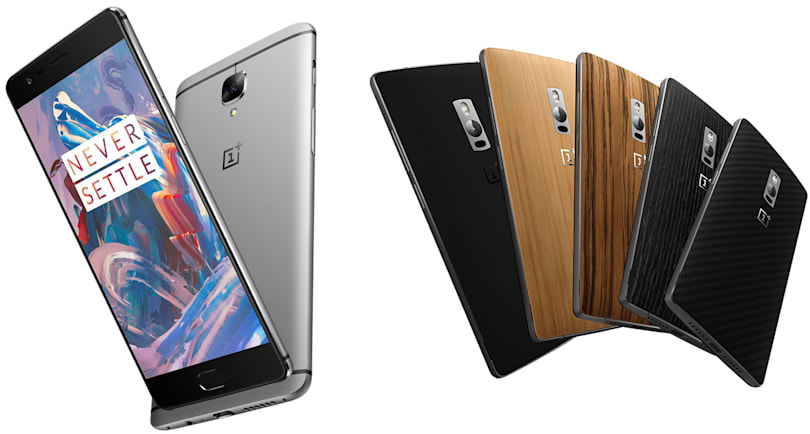 OnePlus 3's official render could be a decoy