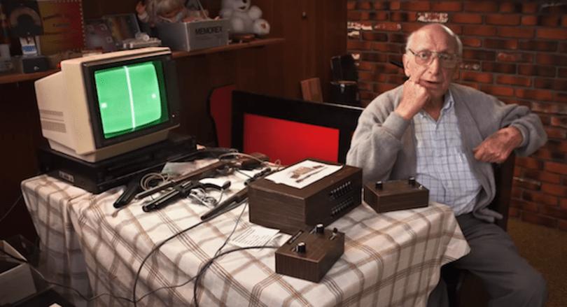 Video game pioneer Ralph Baer has passed away