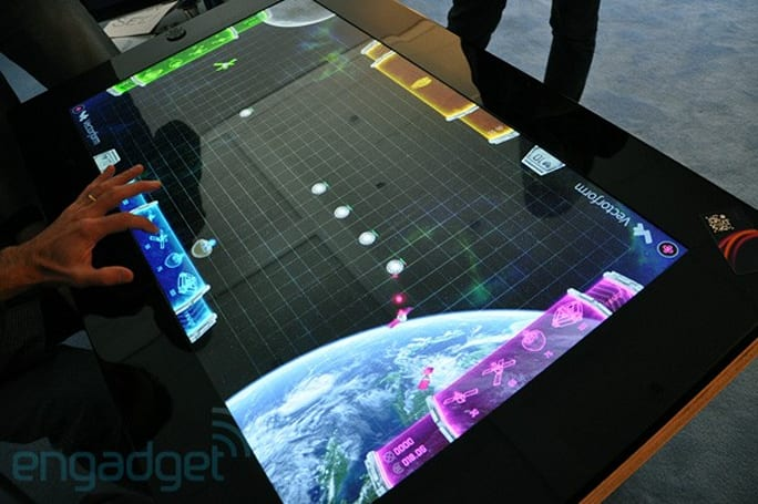Microsoft pilfers Surface name from its smart table, now called the PixelSense (video)