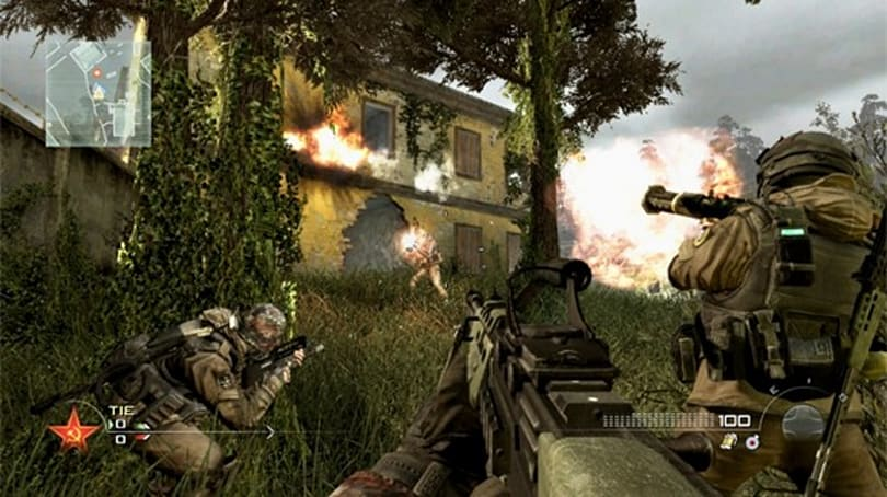 PSN Tuesday: MW2's Stimulus Package