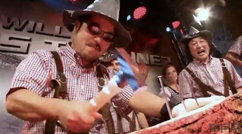 Heard@ Tokyo Game Show 2012: Harada and Ono can never work together due to 'animal turds'