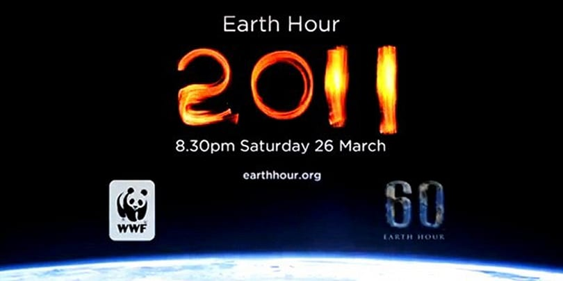 Earth Hour 2011 starts at 8:30PM your local time, wants you to switch off for a bit