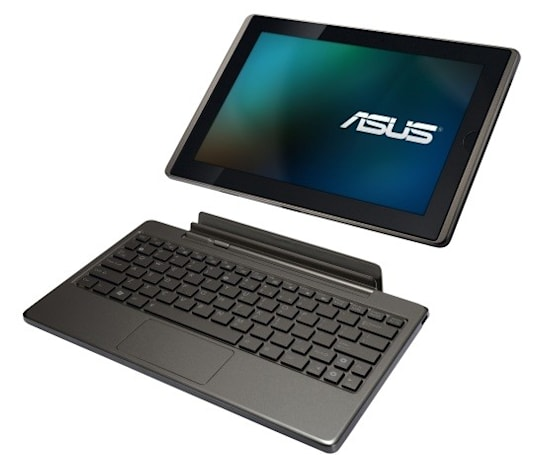 ASUS: Eee Pad Transformer delays due to demand, not component shortages
