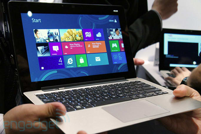 ASUS announces line of Transformer Books, laptops with detachable touchscreens