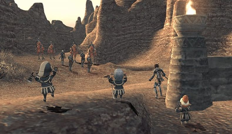 Final Fantasy XI previews the end of Wings of the Goddess