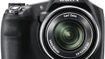 Sony boosts superzoom collection with DSC-HX200V, HX30V, HX20V, HX10V, H90 Cyber-shots