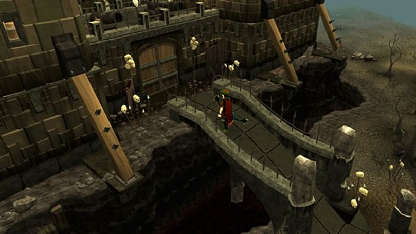 RuneScape turns 12, releases gaudy statistics