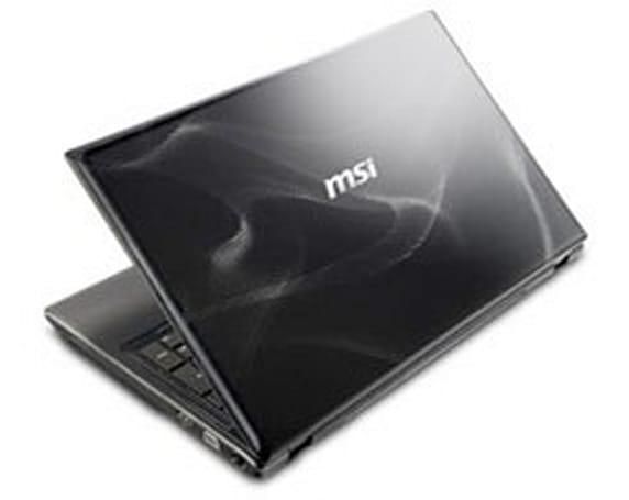MSI ships Fusion-based CR650 laptop, Wind Top AE2050 all-in-one PC