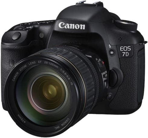 Canon 7D 2.0.X firmware update scheduled for August, brings plenty of free fixins