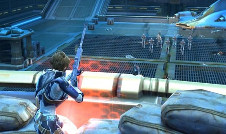 Agent progression revealed for Star Wars: The Old Republic