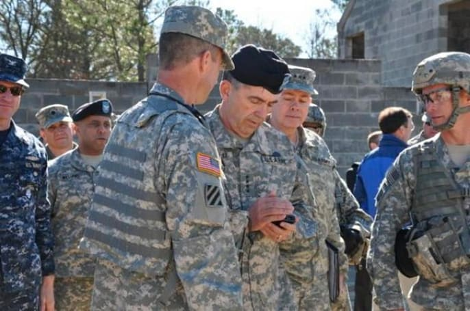 US Army developing Android-based smartphone framework and apps