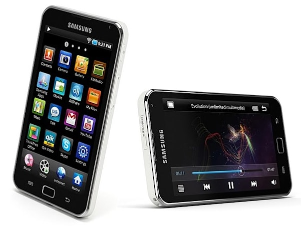 Samsung Galaxy S WiFi 5.0 looks like a new Android PMP