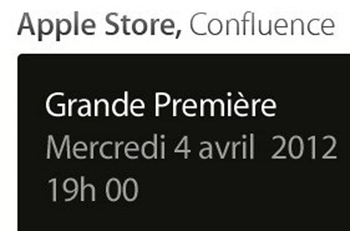 New Apple Store in France set to open