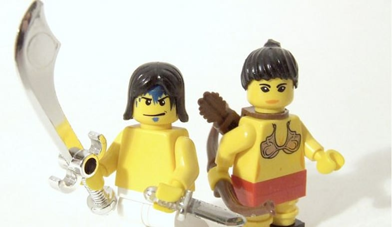 Disney and Lego team up for Prince of Persia toys
