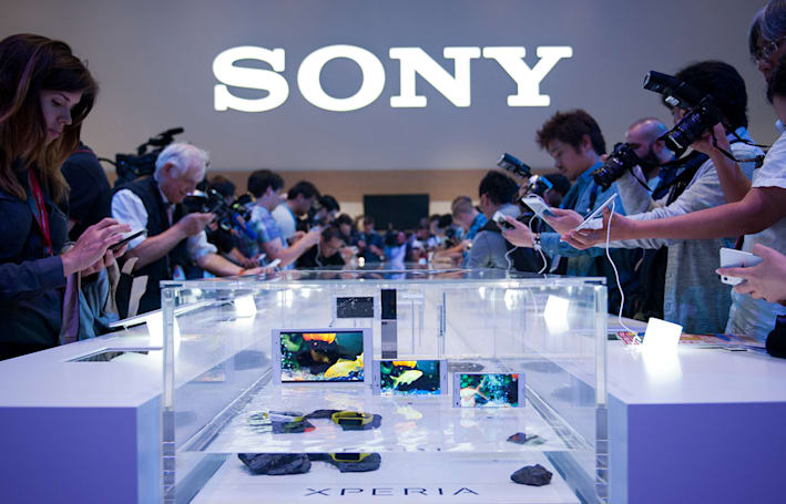Live from Sony's 2015 IFA press event!
