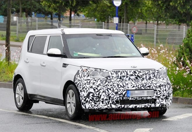 Kia plans to enter US EV market with battery-powered Soul in 2014