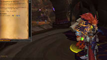 Voice acting in Warlords of Draenor
