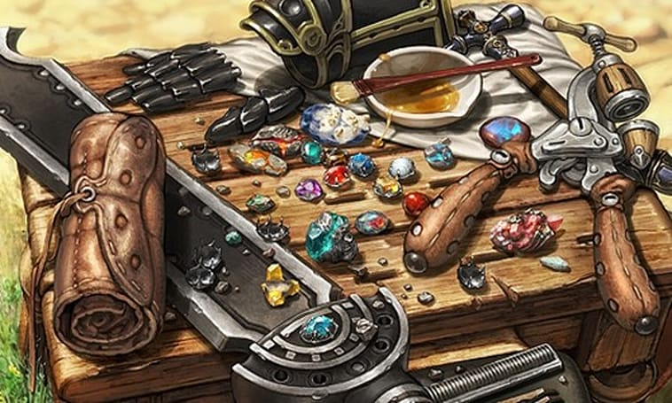 Materia system detailed for Final Fantasy XIV