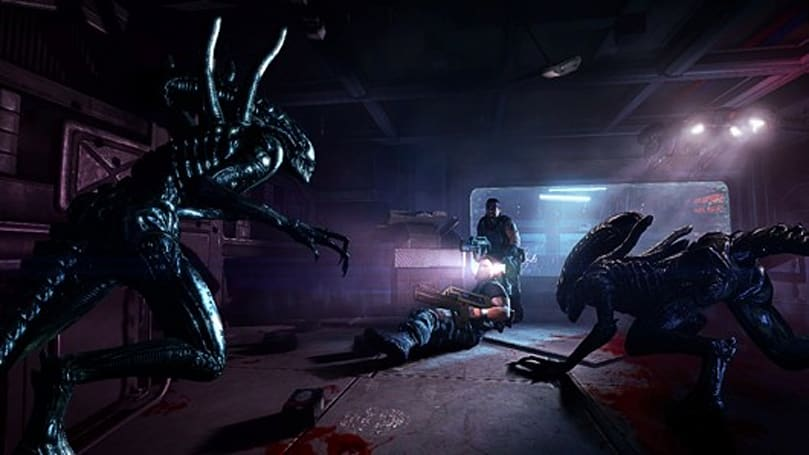 Gearbox: Aliens Colonial Marines was announced before development started