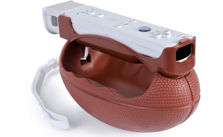 Wii football controller brought to life by CTA Digital