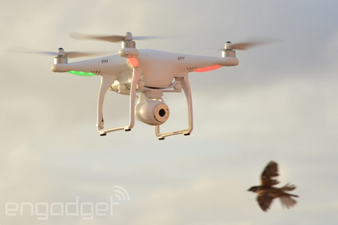 DJI's drone safety upgrade rolled back after 'flight behavior' issues
