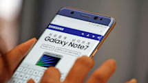 Samsung blames two different battery flaws for the Note 7 fires